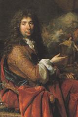 Charles Le Brun, peintre-décorateur